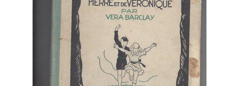 """Couverture de l'ouvrage """"Les belles découvertes de Pierre et de Véronique"""